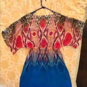 Twelfth Street by Cynthia Vincent silk dress